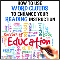 Learn how to use word clouds to teach prediction and comprehension in reading.