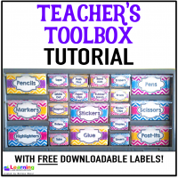 Teacher's Toolbox Tutorial