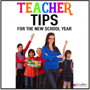Starting a new school year? Go back to school with 35 tips from real teachers!