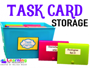 Need tips to stay organized in your classroom? Get 5 ideas here!